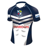 Scribes Pro  League Jersey Navy- Men