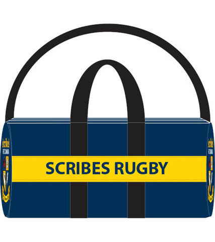 Scribes Duffle Bag