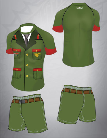 Sergeant Rugby Team Kit