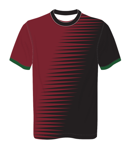 X-treme Warmup Shirt Maroon