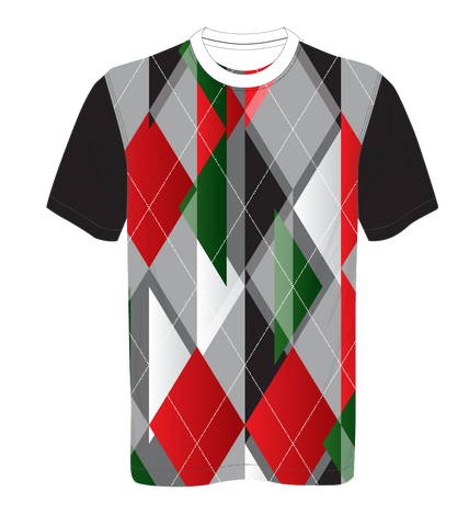 X-treme Warmup Shirt Plaid