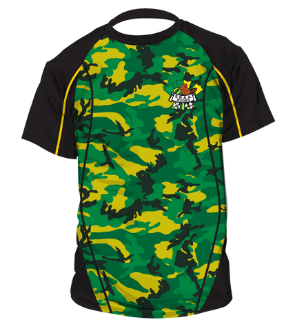 Surrey Beavers Warmup Shirt