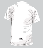 TORA White Warmup Shirt