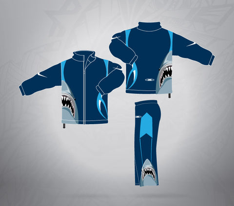 Sublimated Tracksuit Shark