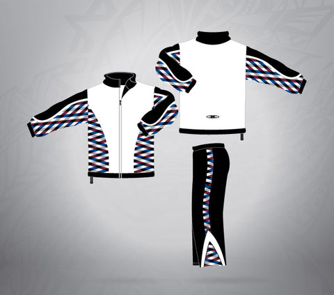 Sublimated Tracksuit ZigZag