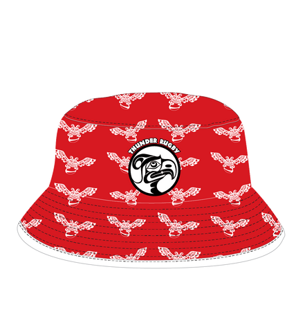 VIT Red Bucket Hat 2018