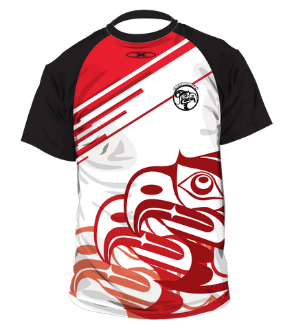 VIT Red Warmup Shirts 2018