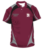 Wise Wood Warriors Mens Polo