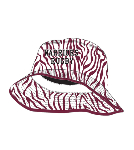 Wise Wood Tiger Print Bucket Hat