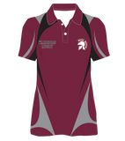 Wise Wood Warriors Womens Polo