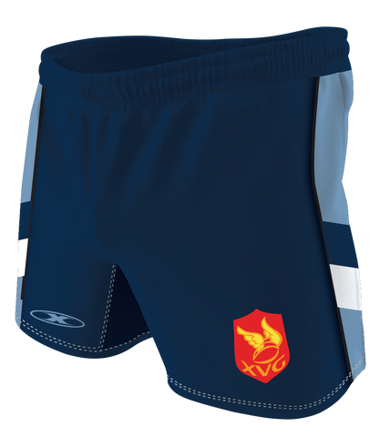 XV Gaulois Blue Rugby Shorts