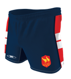 XV Gaulois Blue/Red Rugby Shorts