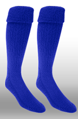 Rugby Sock- Royal