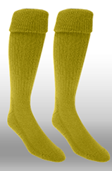 Rugby Sock- Gold