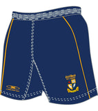 Scribes Sublimated Spandex Shorts