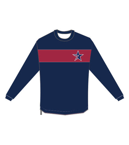 Star's Strip Pull Over