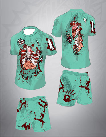 Zombie Rugby Team Kit