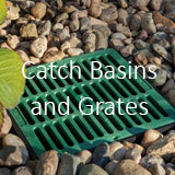 Catch Basins and Grates Product Range