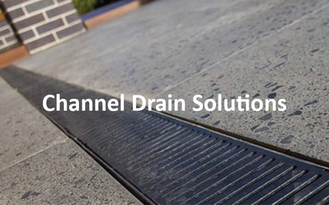 Channel Drains