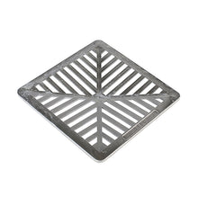 12inch x 12inch Aluminum Catch Basin - Grate Only