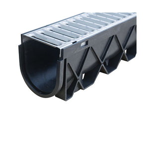 "Storm Drain 40"" Stainless Steel"