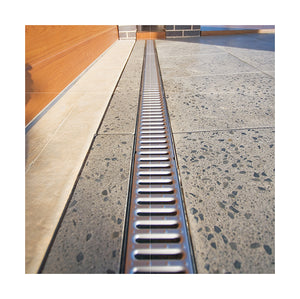 Rain Drain Stainless Steel 40inch channel