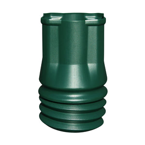 "2"" x 3"" Green Downspout Adapter"