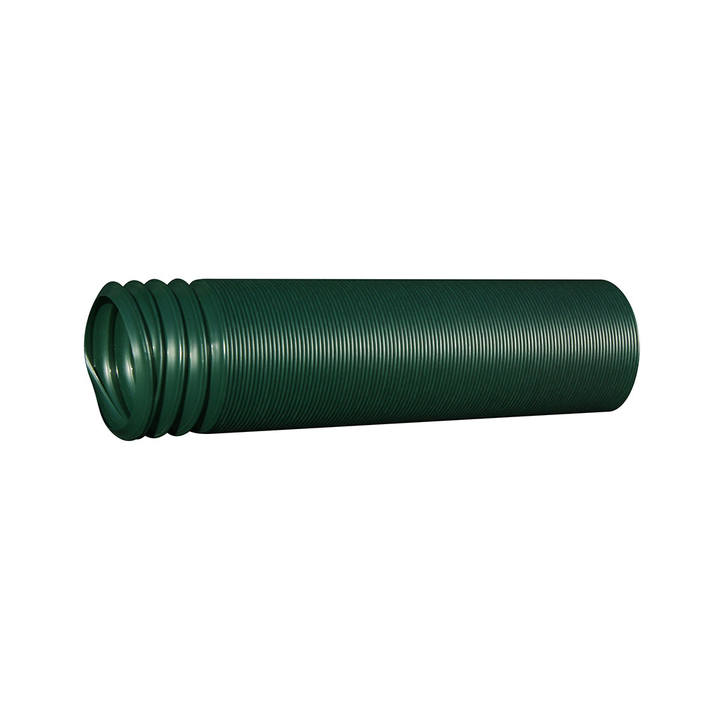 6ft Green Solid Pipe