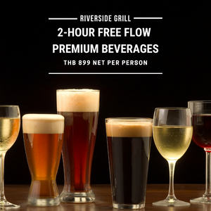 Riverside Grill - Free Flow Premium Beverages