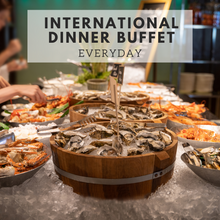 Dinner Buffet (Everyday)