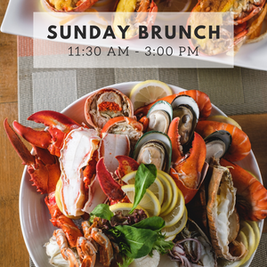 Online Offer - Sunday Brunch