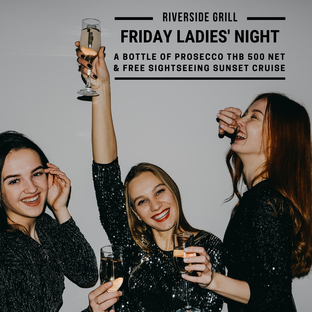 Riverside Grill - Friday Ladies' Night