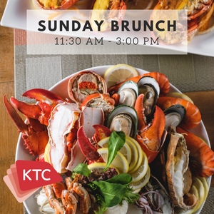 KTC Special Offer - Sunday Brunch