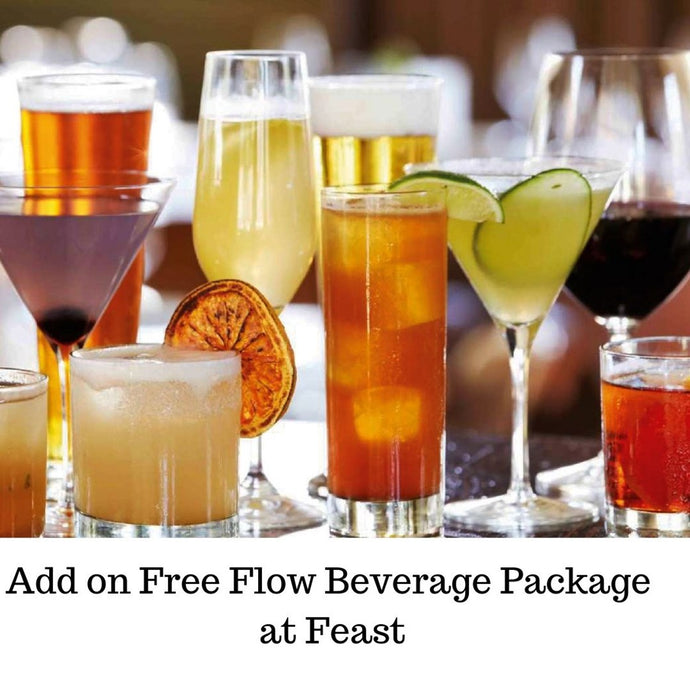 Add on Beverage Package