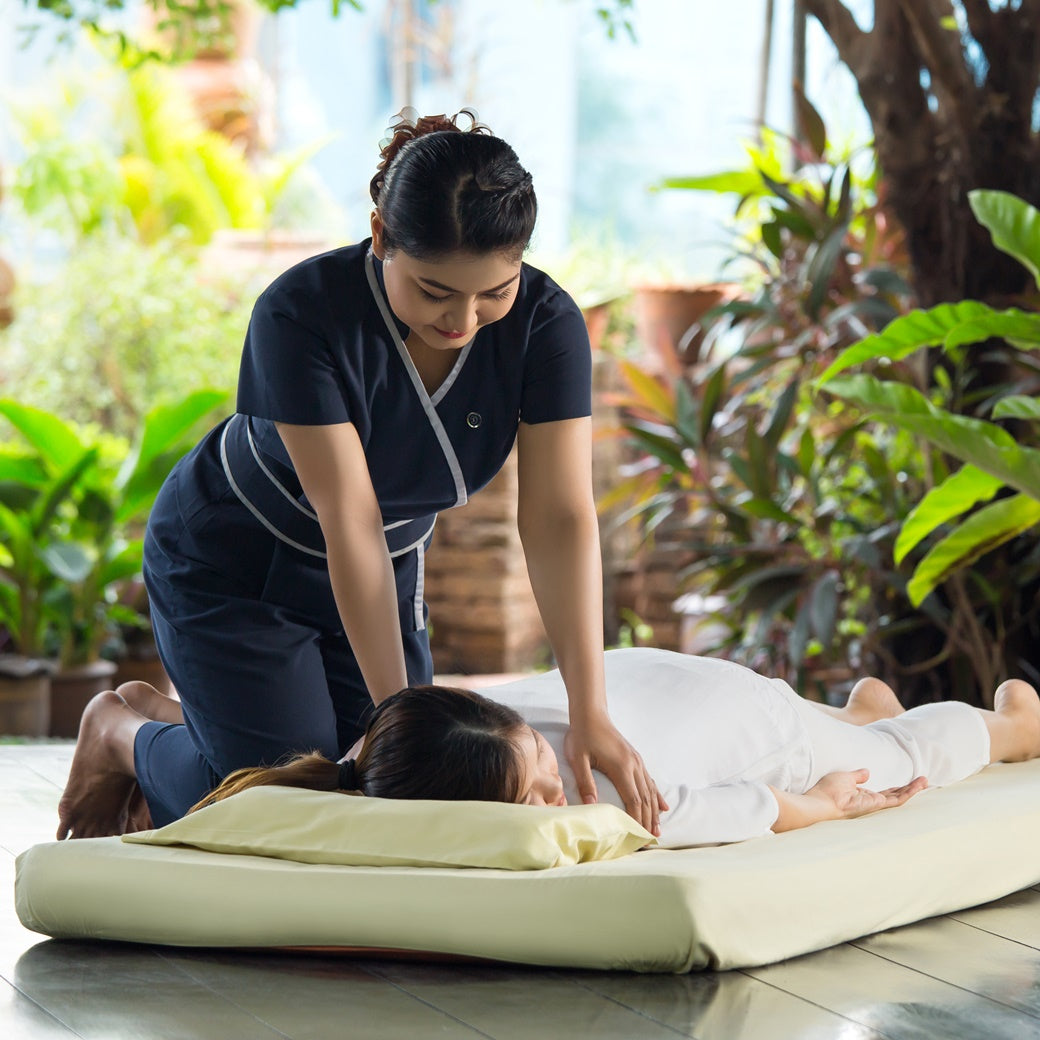 The Oriental Touch Signature Massage (90 mins)