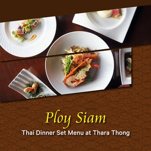 Ploy Siam Dinner Set Menu