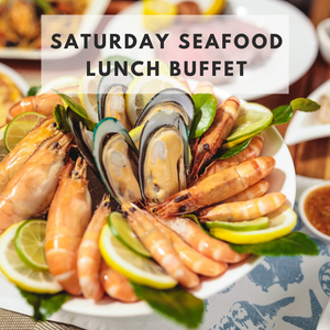 Online Offer - Easy Breezy Saturday Lunch Buffet