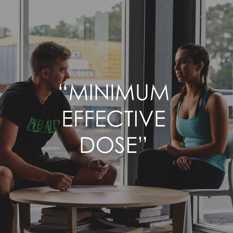 Minimum Effective Dose
