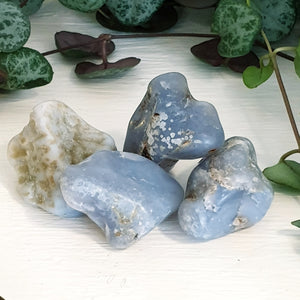 Agate Blue Lace (Raw)