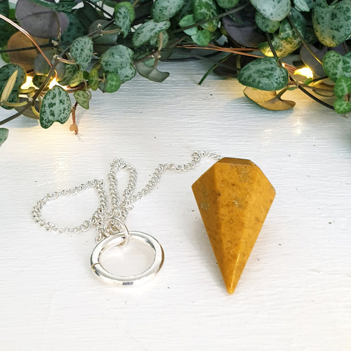 Jasper Yellow (Pendulum)