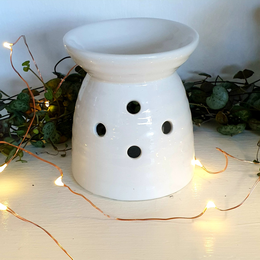 Oil Burners - Small White