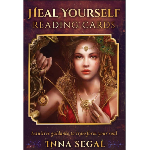 HEAL YOURSELF READING CARDS