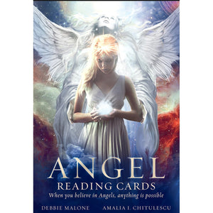 Angel Reading Cards by Debbie Malone