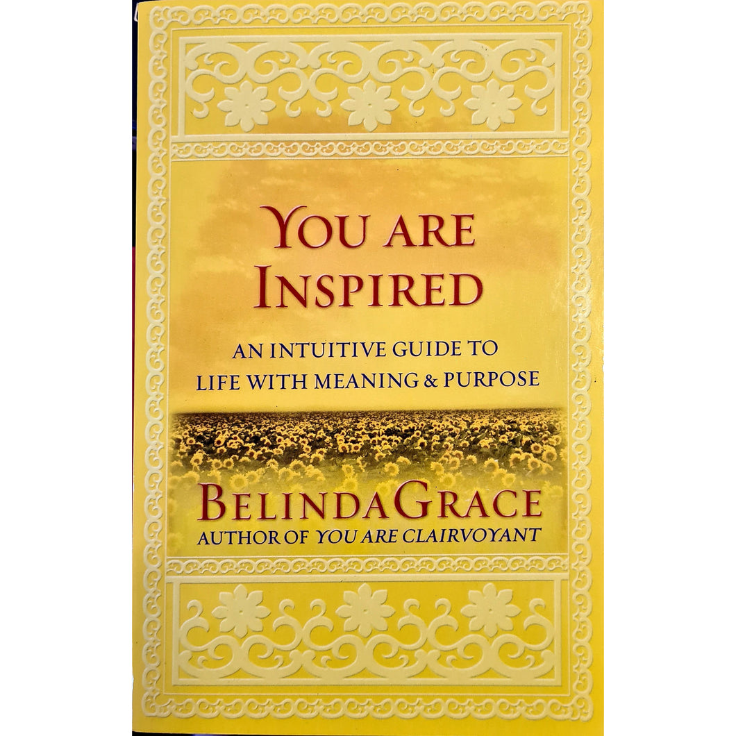 You Are Inspired - BelindaGrace