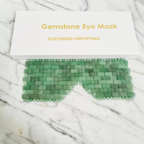 Aventurine Green - Eye Mask