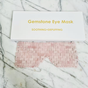 Quartz Rose - Eye Mask