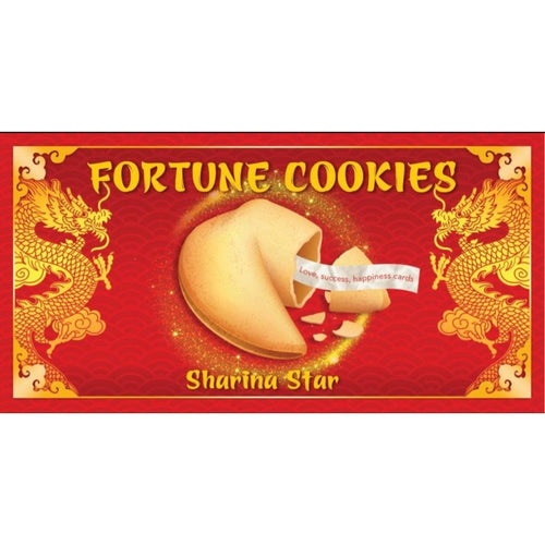 Fortune Cookies Inspirational Cards