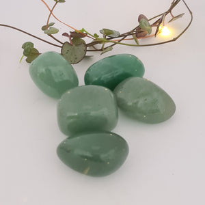 Aventurine Green - Tumbled
