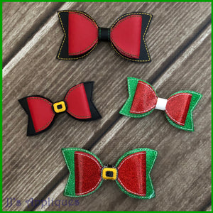 Big Loop Bow with 2 Center Tie Options