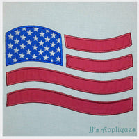 American Flag Wave